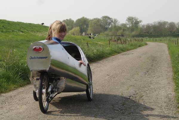 Velomobile Kit, build it yourself | Dutchbikes nl